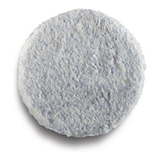 Patin fibre de nettoyage, Ø 195 mm Fein