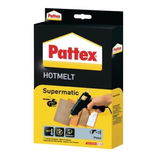 Pattex Heißklebepistole PXP 06 D.12mm m.6Patronen 230/50V/Hz