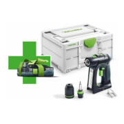 Perceuse-visseuse sans fil C 18 Basic-Promo 2021 Festool