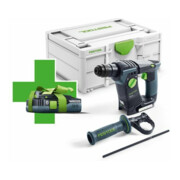 Perforateur sans fil BHC 18 Basic-Promo 2021 Festool
