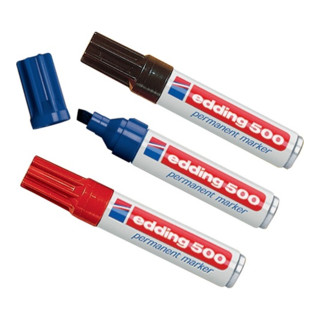 Edding Permanent Marker E-500 blau jetztbilligerkaufen