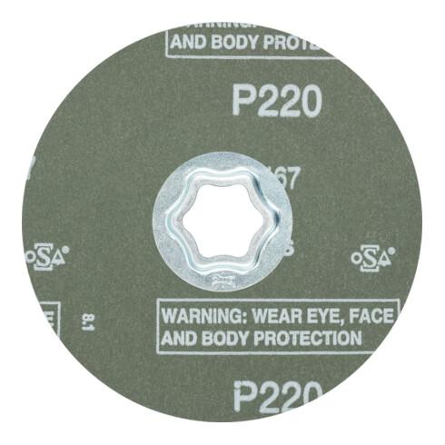 PFERD COMBICLICK Fiberschleifer CC-FS 125 A-COOL