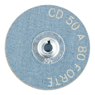 PFERD COMBIDISC-Schleifblatt CD 50 A 80 FORTE