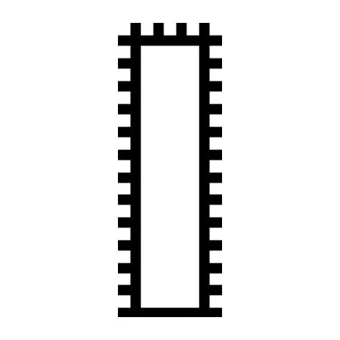 PFERD CORINOX-Feile COR 800