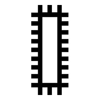 PFERD CORRADI-Nadelfeile 102 200 H1