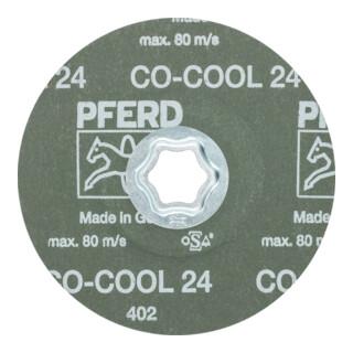PFERD Fiberschleifer CC-FS 125mm CO-COOL 24