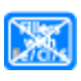 PFERD POLIFAN-Fächerscheibe PFC 125 A40 SG STEELOX
