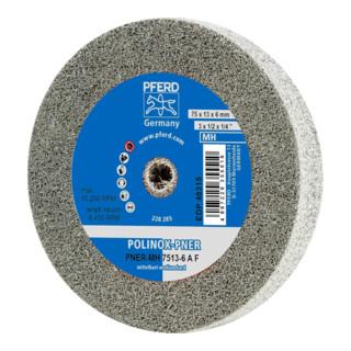 PFERD POLINOX-Kompaktschleifrad PNER-MH 7513-6 A F
