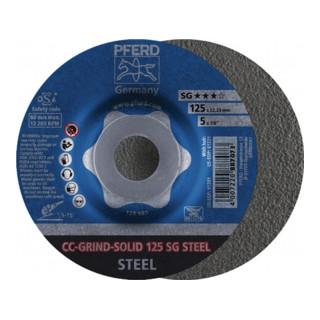 Pferd-Rüggeberg Schleifsch.CC-Grind-Solid180mm Steel