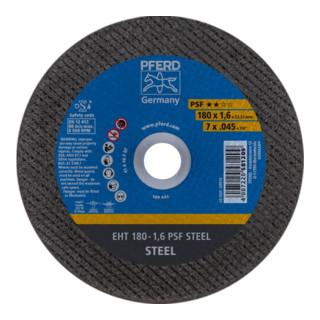 PFERD Trennscheibe EHT 180-1,6 PSF STEEL