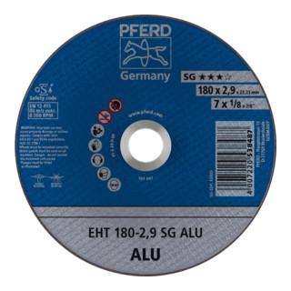PFERD Trennscheibe EHT 180-2,9 SG ALU