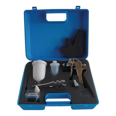 Pistolet à peinture minipaint DN 7,2 G 1/4 po. DN 7,2 mm, filet int. HVLP EWO