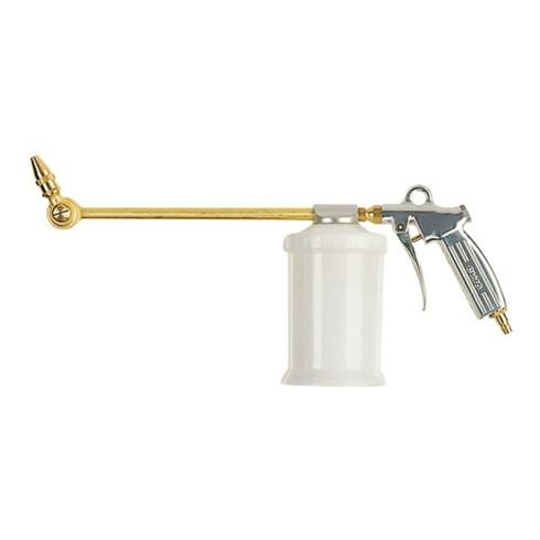 Pistolet vaporisateur multispray fiche d'accouplement DN 7,2 pivotant avec D. 3