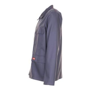Planam Jacke 360g/m² Hitze-/Schweißerschutz grau