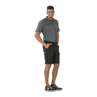Planam Shorts Canvas 320 schwarz