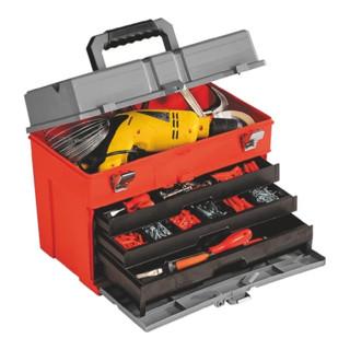 Plano Europe Werkzeugkoffer, 440x250x300mm