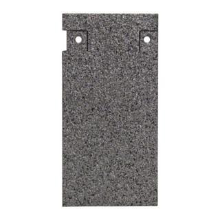 Plaque abrasive fine Bosch pour ponceuse à bande pour GBS 75 AE/AE Set