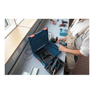 Plaquette Bosch pour le rangement des outils pour GEF 7 E