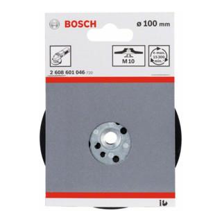 Plateau Bosch Standard M10 100 mm 15 300 rpm