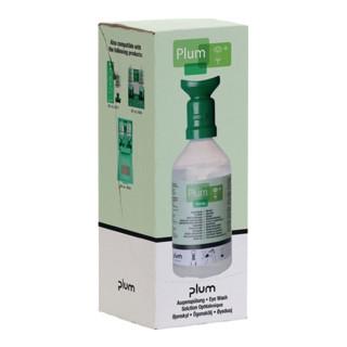 Plum Augenspülflasche 0,5l 3 Jahre (ungeöffnete Flasche) DIN EN15154-4