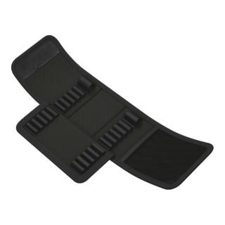 Poche pliante pour logement de jeux Kraftform Kompakt Micro ESD pouvant comporter jusqu'à 20 pièces, vide, 235 x 115 mm