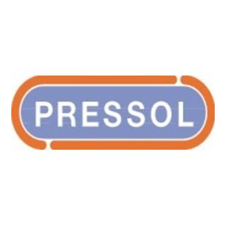 Pointe aspirante et refoulante plastique capacité 500 ml PRESSOL