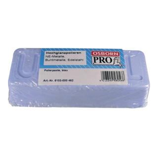 Polierpastenriegel Abglänzung blau OSBORN