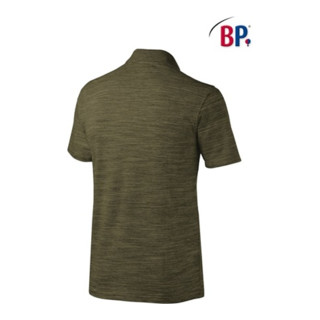 Poloshirt 1712  space oliv BP