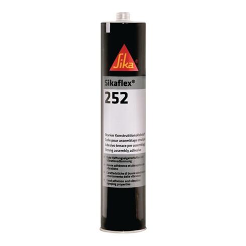 Polyurethan-Klebstoff 300ml Kartusche schwarz Sikaflex 252
