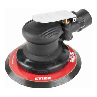 Ponceuse excentrique STIER EXS-120, longueur 187mm