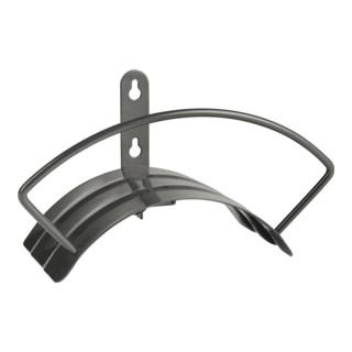 Porte-tuyau l. 310 mm P.250 mm tôle en acier