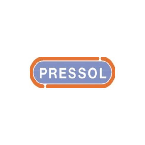 Pressol Messbecher 0,5l m.Schutzdeckel/Schutzkappe am Auslauf HDPE
