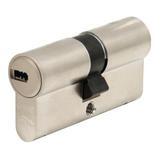 Profildoppelzylinder EC660NP 55/65mm NuG beids.Anz.Schlü.3 versch.-schl.ABUS