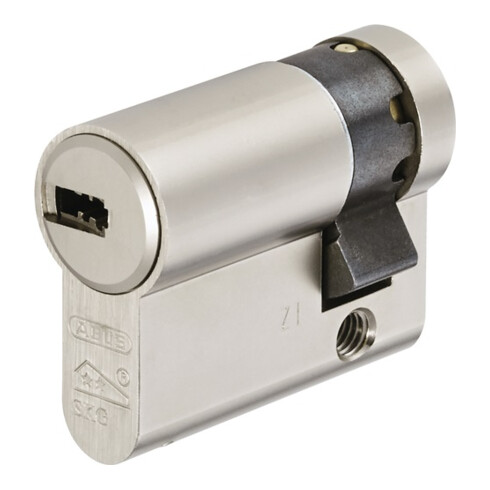Profilhalbzylinder EC660NP 30/10mm Anz.Schlüssel:3 versch.-schl.ABUS