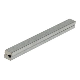 Profilstift 4-KT.10mm L.160mm Fe verz.