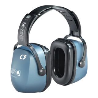 Protection auditive Clarity C 3 EN 352-1 (SNR)=33 dB arceau serre-tête rembourré