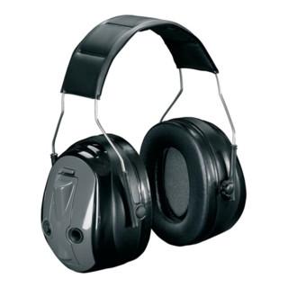 Protection auditive OPTIME Push To Listen EN 352-1-3-4 (SNR)=31 dB réglable man