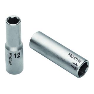 "Proxxon 1/2"" Tiefbett-Steckschlüsseleinsatz, 17 mm"