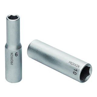 "Proxxon 1/4"" Tiefbett-Steckschlüsseleinsatz, 12 mm"