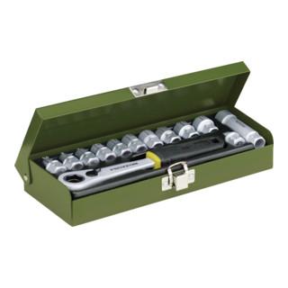 Proxxon Werkstatt-Spezialsatz, 5.5 bis 14 mm (13-tlg.), 1/4''