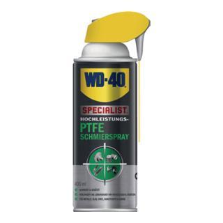WD-40 PTFE Schmierspray 400ml NSF H2 reg. -20 bis +100 Grad