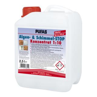Pufas Algen- und Schimmel-STOP - Konzentrat 2,5 l
