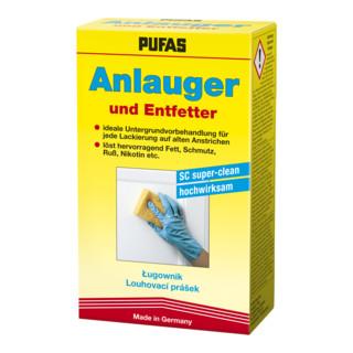 Pufas Anlauger SC super-clean Aktivreiniger und Entfetter 0,5 kg