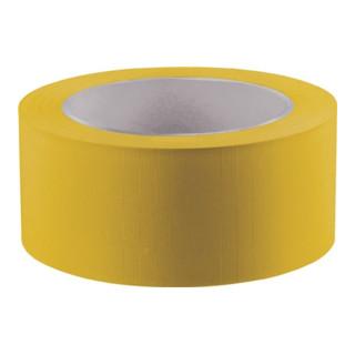 Putzband quergerillt gelb L.33m B.50mm Rl.