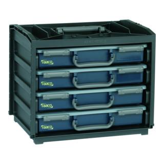 raaco HandyBox 55x4 (bestückt)