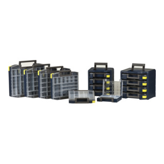 raaco HandyBoxxser 4x5x5 (bestückt)