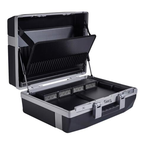 Raaco Service-Werkzeugkoffer mit Bodenschale und Werkzeugtafeln, Typ: XL