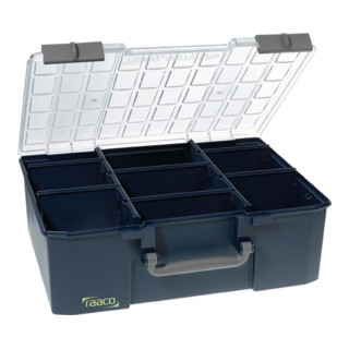Raaco Sortimentskasten  CarryLite 150-9