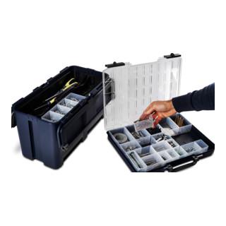 raaco Sortimentskasten CarryLite 80 5x10-15