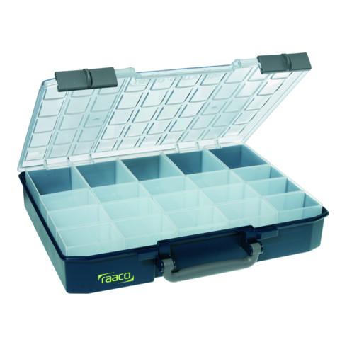 raaco Sortimentskasten CarryLite 80 5x10-20